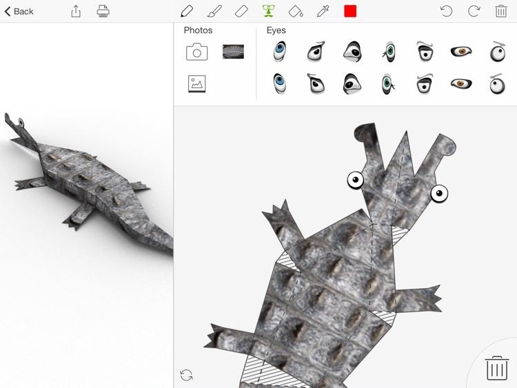 Foldify Zoo - Create & Print screenshot-3