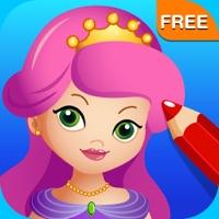 Codes for Princess Fairy Ballerina Color Salon: Fun Ballet Dancers Princesses Fairies Coloring Book for Kids and Girls Hack