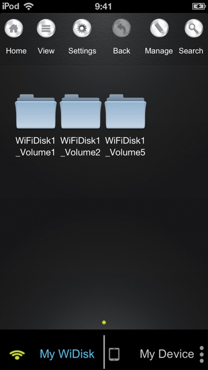 WIFiDisk_One