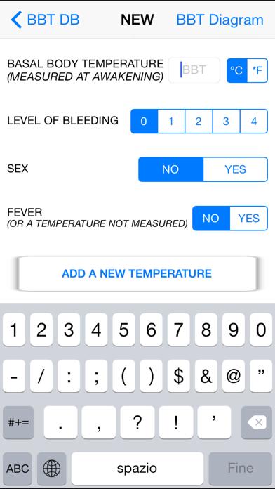 Basal Body Temperature Calculatorのおすすめ画像2