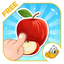 First Words Toddler Tap Learning Free : Learn & Match game for Kids