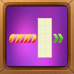 Candy Slider - Unlock Brain Puzzle