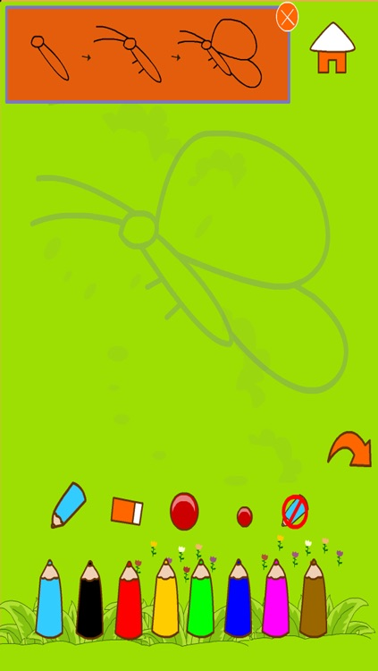 draw & doodle free draw animal screenshot-1