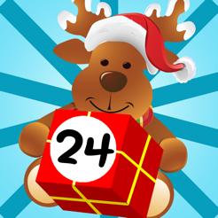 Advent calendar for Children for December and Christmas