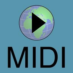 Musk MIDI Player Lite