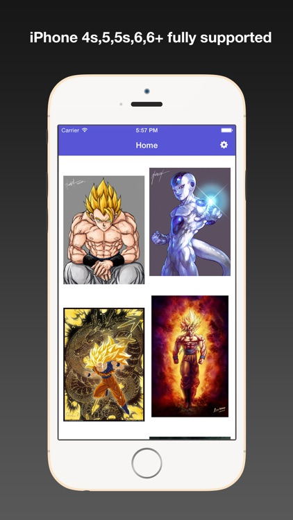 Dragon Ball Fan Art Wallpapers HD, Background & Themes with Cool HD Free Pics screenshot-2