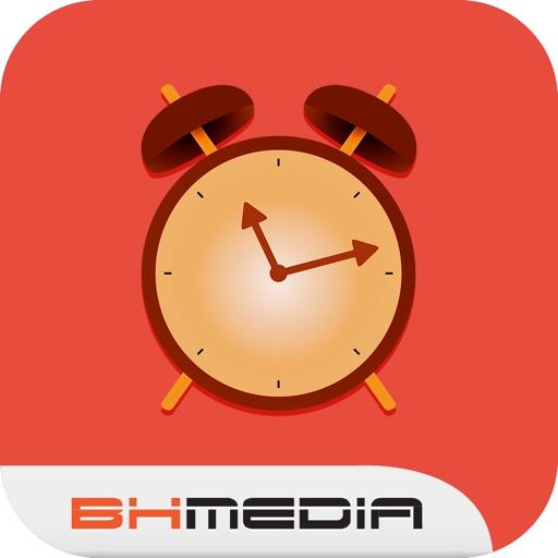 Smart Alarm Clock - wake up with weather forecast, music
