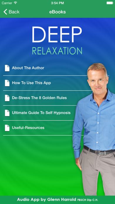Deep Relaxation Hypnosis AudioApp-Glenn Harroldのおすすめ画像4