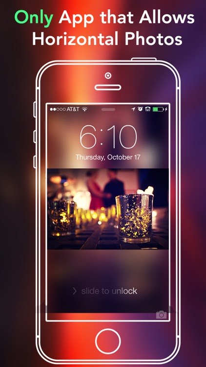 #NoZoom-Fix your Wallpaper and Set Full Pictures as your Custom Background Lockscreen screenshot-3