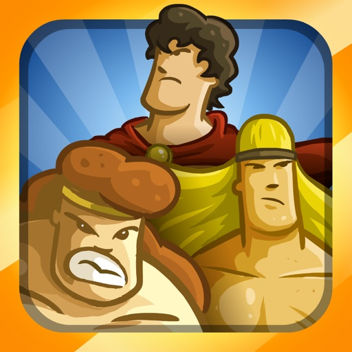 Clash of the Olympians icon
