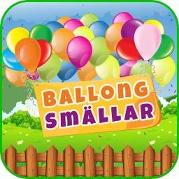 Ballongsmällar för Barn - beroendeframkallande smällande lärorikt spel