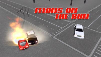 警察強盗激怒レーシング - 刑事コップチェイスのおすすめ画像3