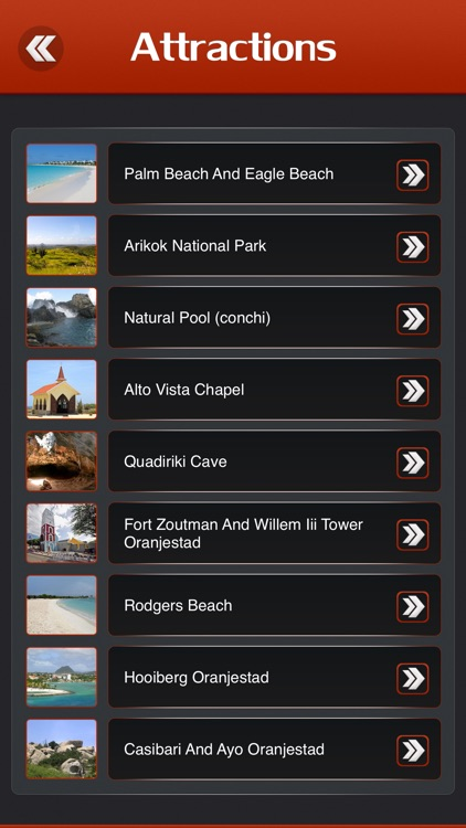 Aruba Island Travel Guide screenshot-2