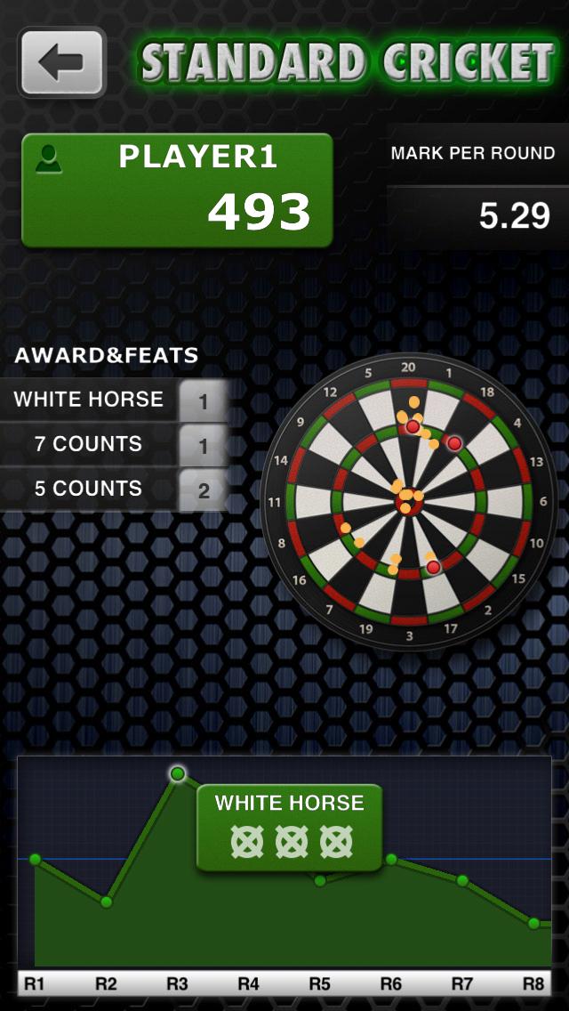 Darts Score Pocketのおすすめ画像4