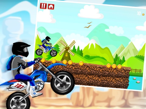 super bike race - The Arcade Creative Game Edition-ipad-1