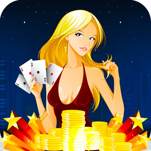 Awesome City Jackpot Slots Pro icon