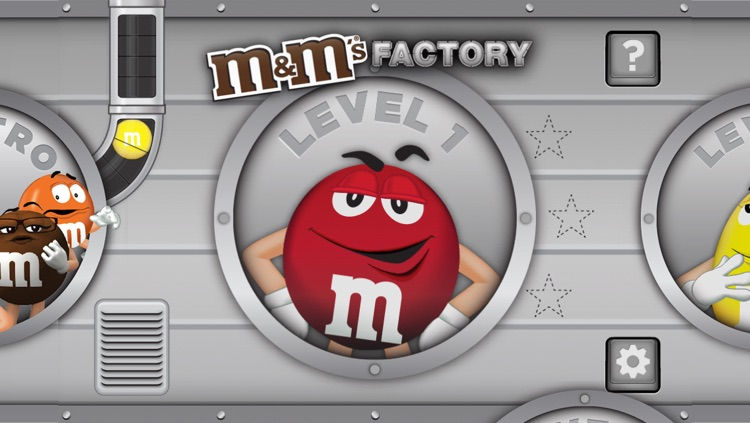 M&M'S Chocolate Factory