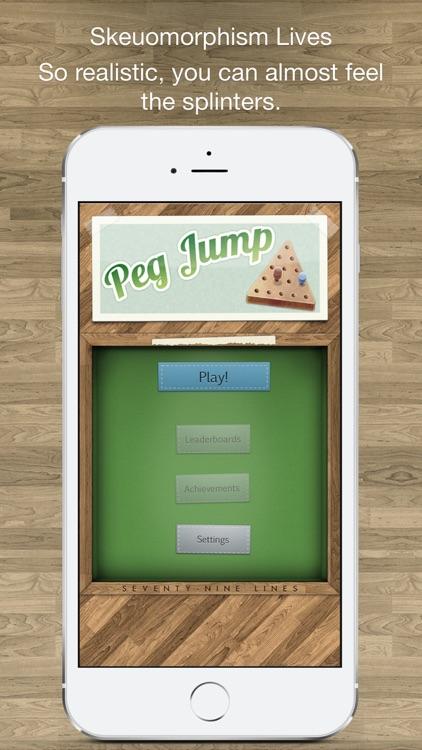 Peg Jump screenshot-4