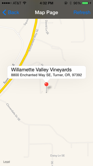 Oregon Winery Finder On The App Store