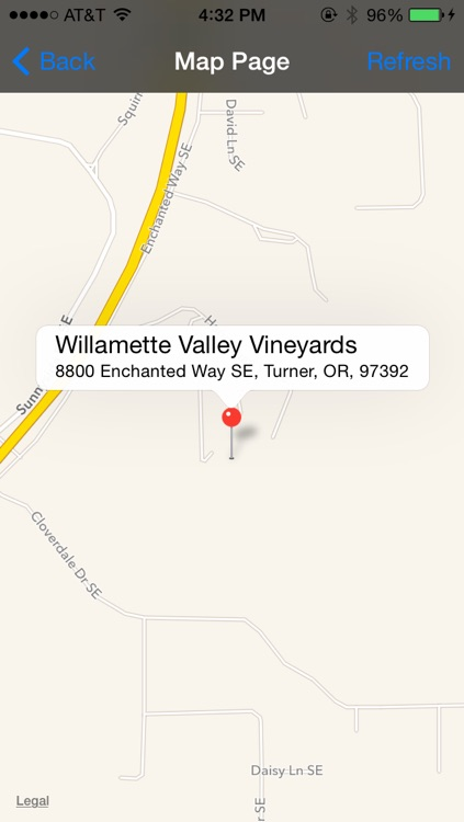 Oregon Winery Finder screenshot-4