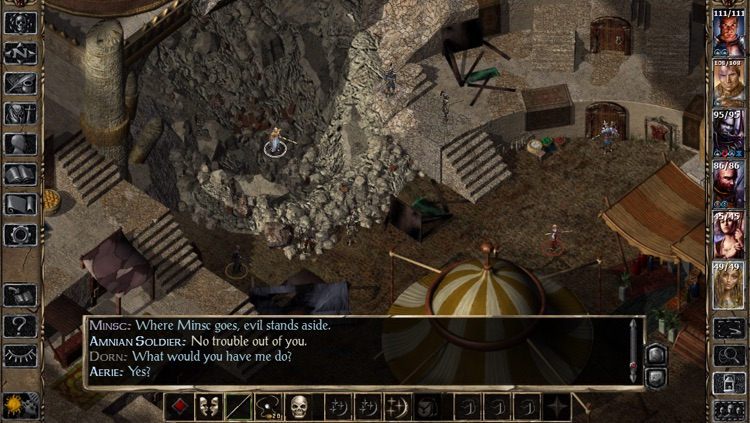 Baldur's Gate II:EE screenshot-0
