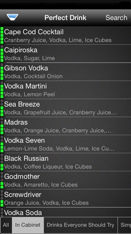 Perfect Drink Multi-Language