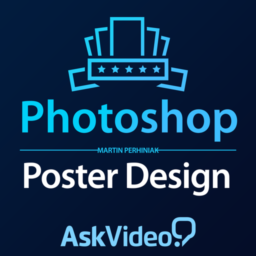 AV for Photoshop CC - Poster Design