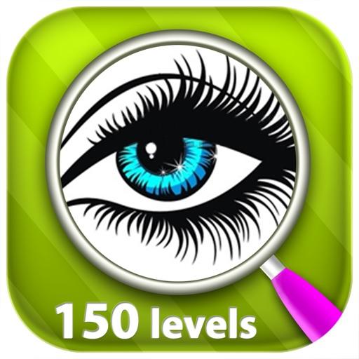 Найти отличия 150 уровней