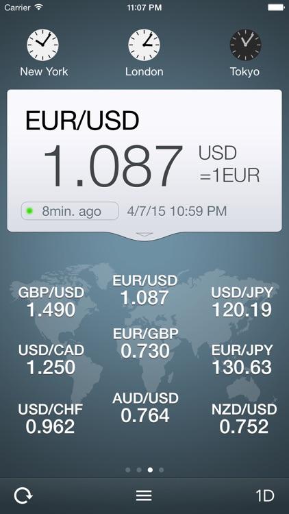 WorldStock - Global Stock Market Tracking App screenshot-3