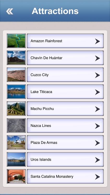 Peru Essential Travel Guide