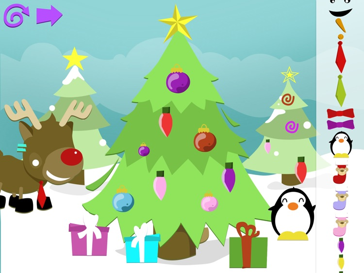 Christmas Scene screenshot-1
