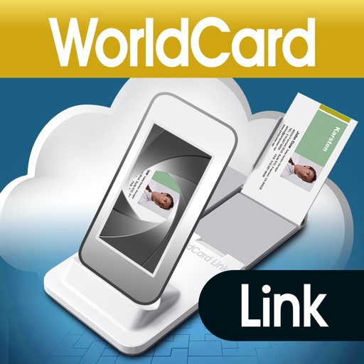 WorldCard Link Instant Business Card Reader by Penpower