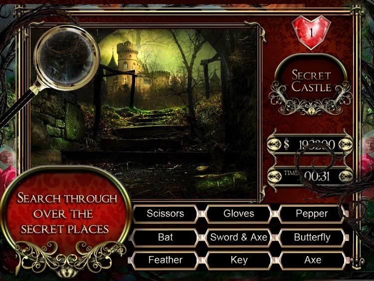 Alice's Secrets in Wonderland HD screenshot-4