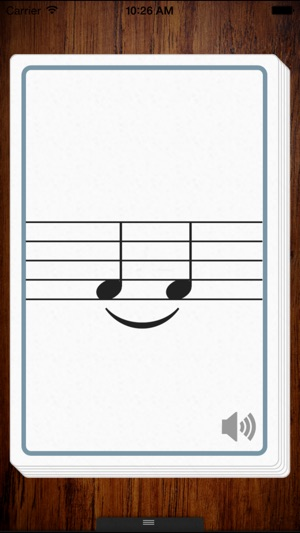 photo relating to Printable Music Notes Flashcards titled Musicnotes Decks: Tunes Flash Playing cards upon the Application Retail store