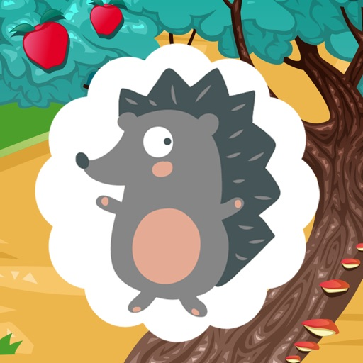 Animals game for children: Find the mistake in the forest iOS App
