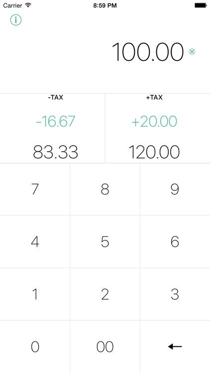VAT & Sales Tax Calculator