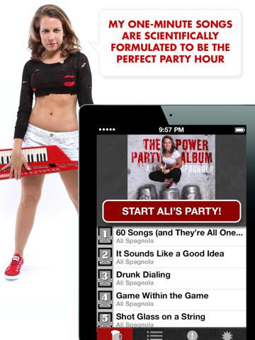Ali's Power Album: Hour Party Playlist Maker-ipad-3
