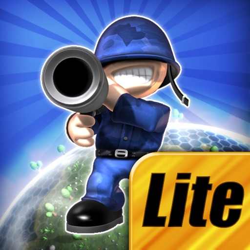 Great Little War Game HD Lite icon