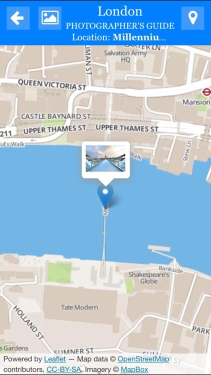 London Photographers Guide screenshot-3