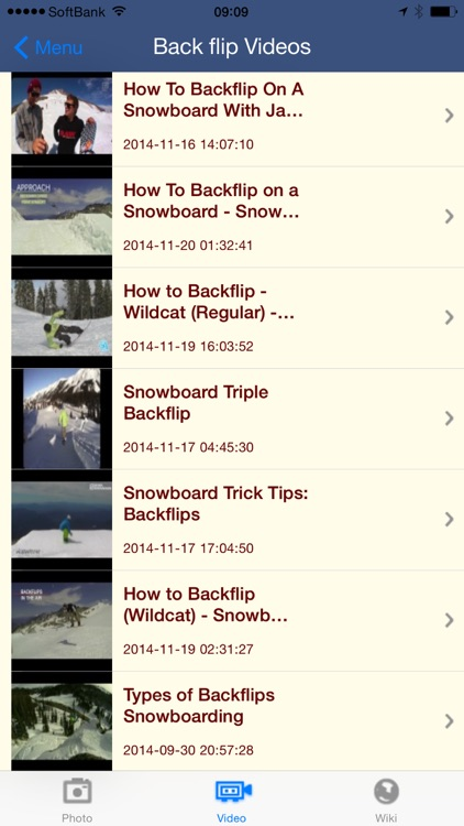 iSnowboarding screenshot-3
