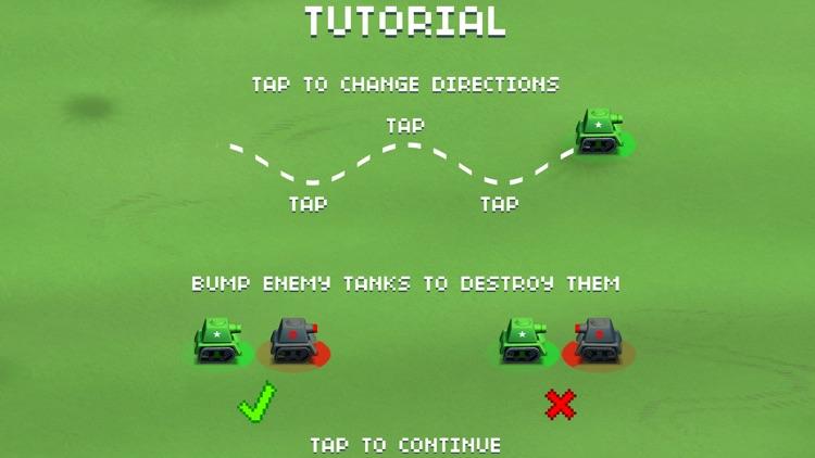 Bumper Tank Battle screenshot-4