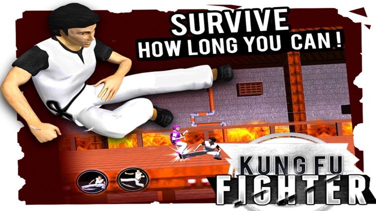 Kung Fu Fighter ( Fighting Games ) screenshot-3