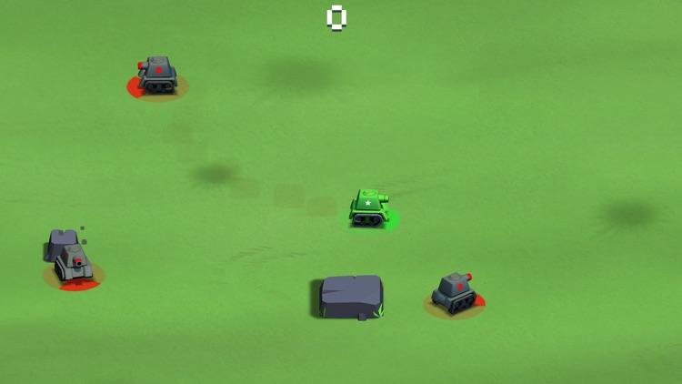 Bumper Tank Battle screenshot-3