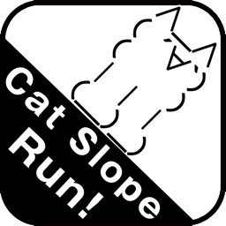 Cat slope run and jump