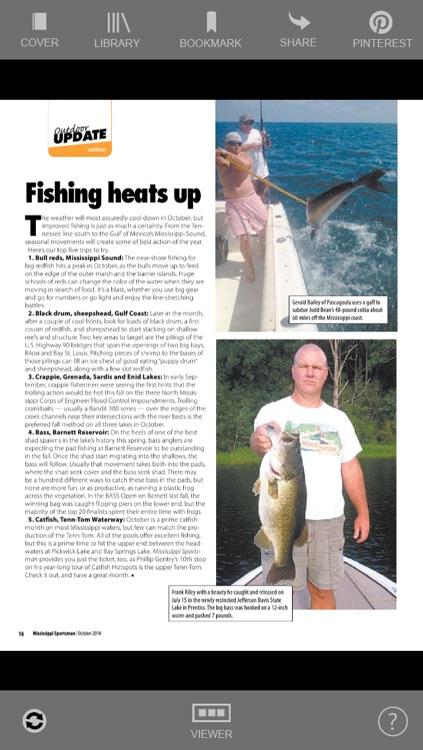 Mississippi Sportsman Magazine screenshot-4