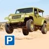 Animal Safari Jeep Parking