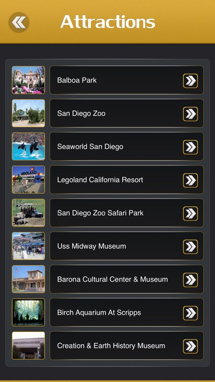 San Diego Offline Guide screenshot-2