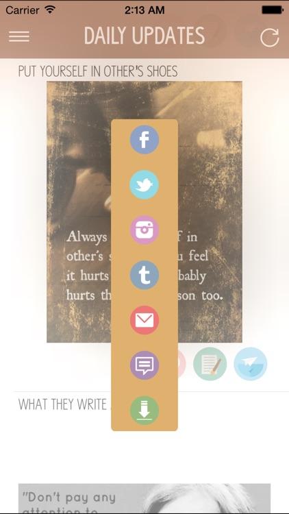 Quotes™ screenshot-3