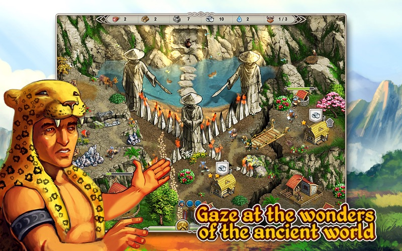 Viking Saga: Epic Adventure (Freemium) screenshot 3