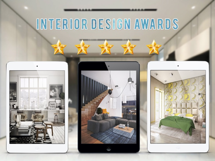 Modern House - Interior Design Ideas for iPad